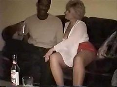 Black, Wife, Drunk, Creampie, Drtuber