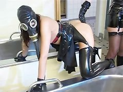Latex, Fisting, Xhamster